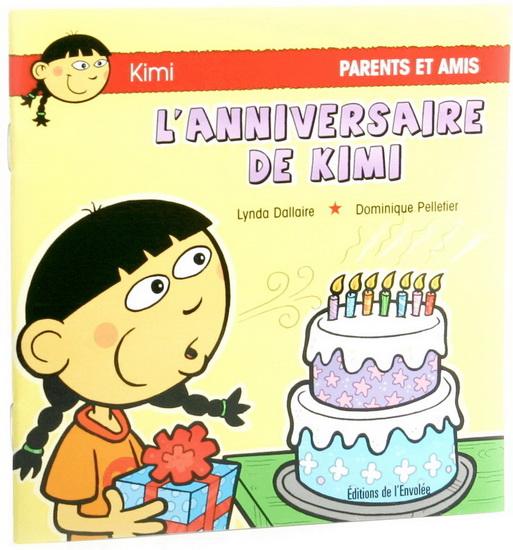 L'anniversaire de Kimi