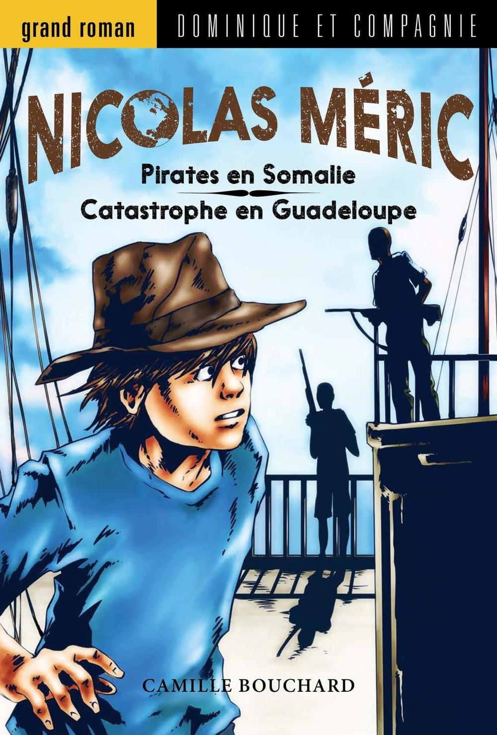 Pirates en Somalie ; Catastrophe en Guadeloupe