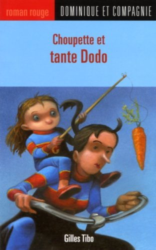 Choupette et tante Dodo