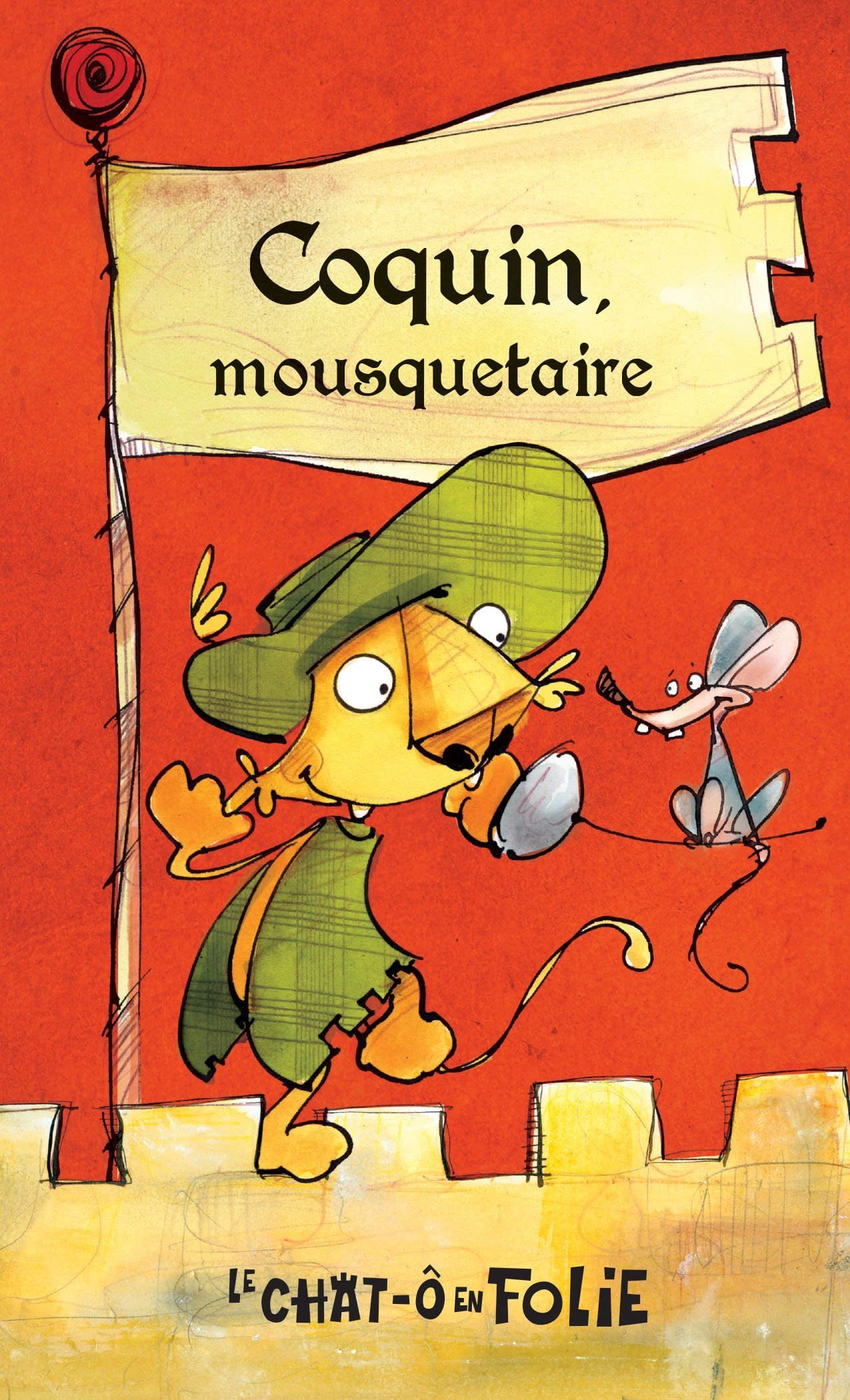Coquin, mousquetaire