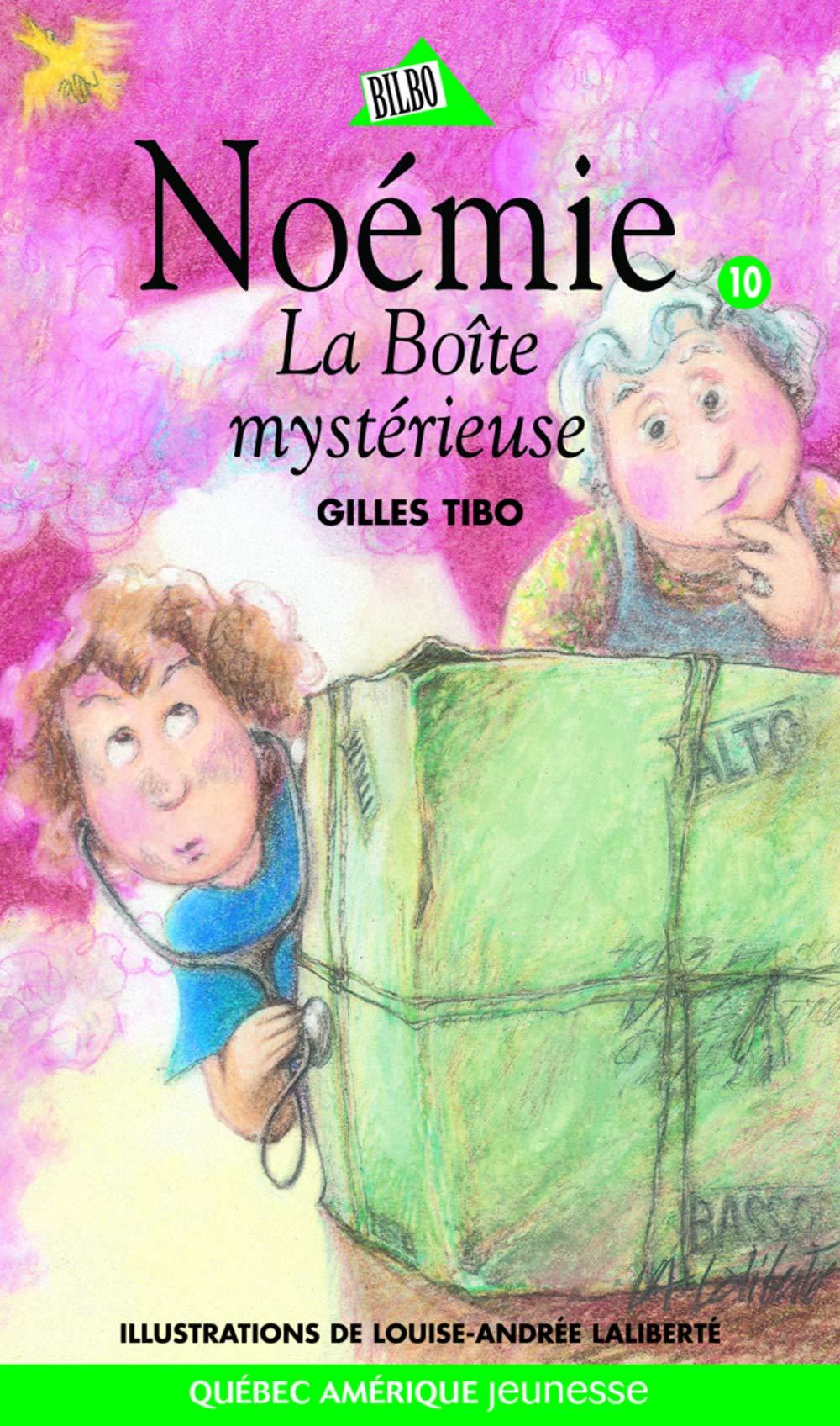 La boîte mystérieuse