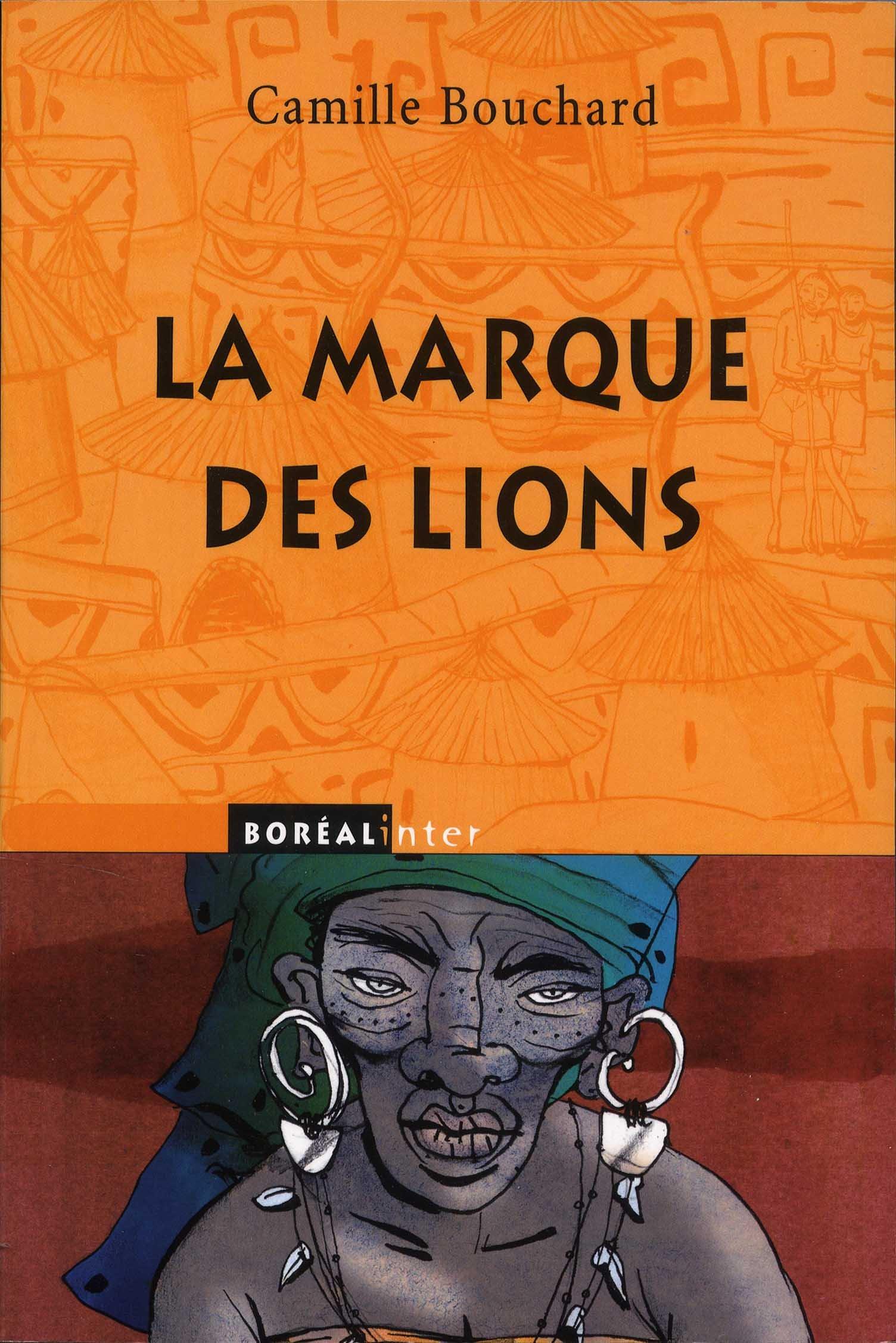 La marque des lions : roman