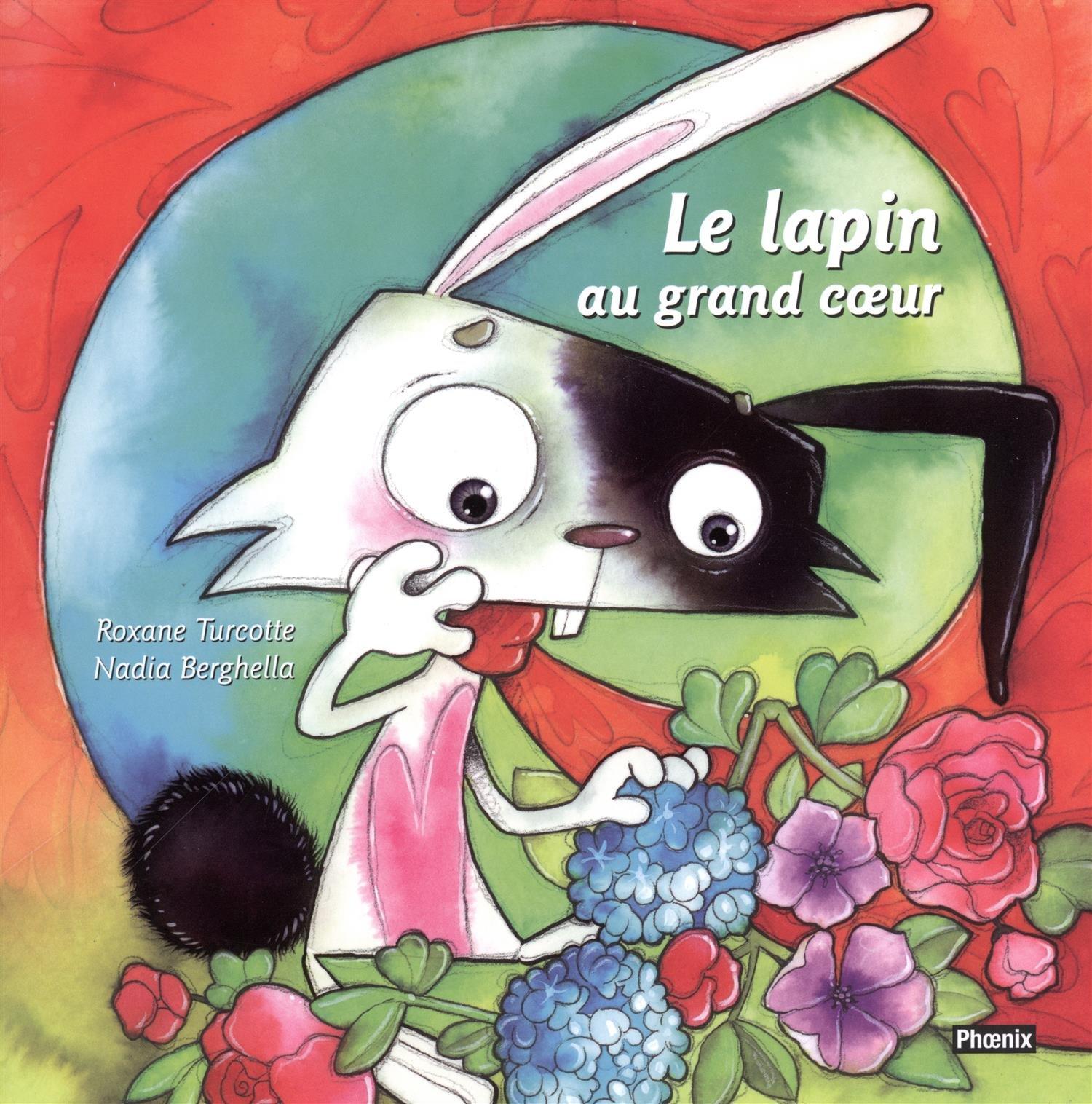 Le lapin au grand coeur