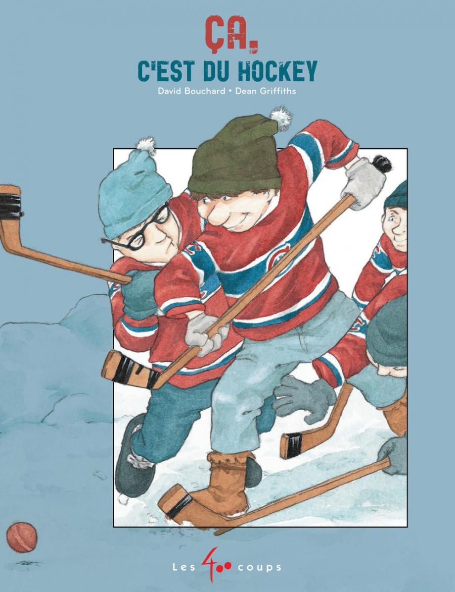 Ça, c'est du hockey!