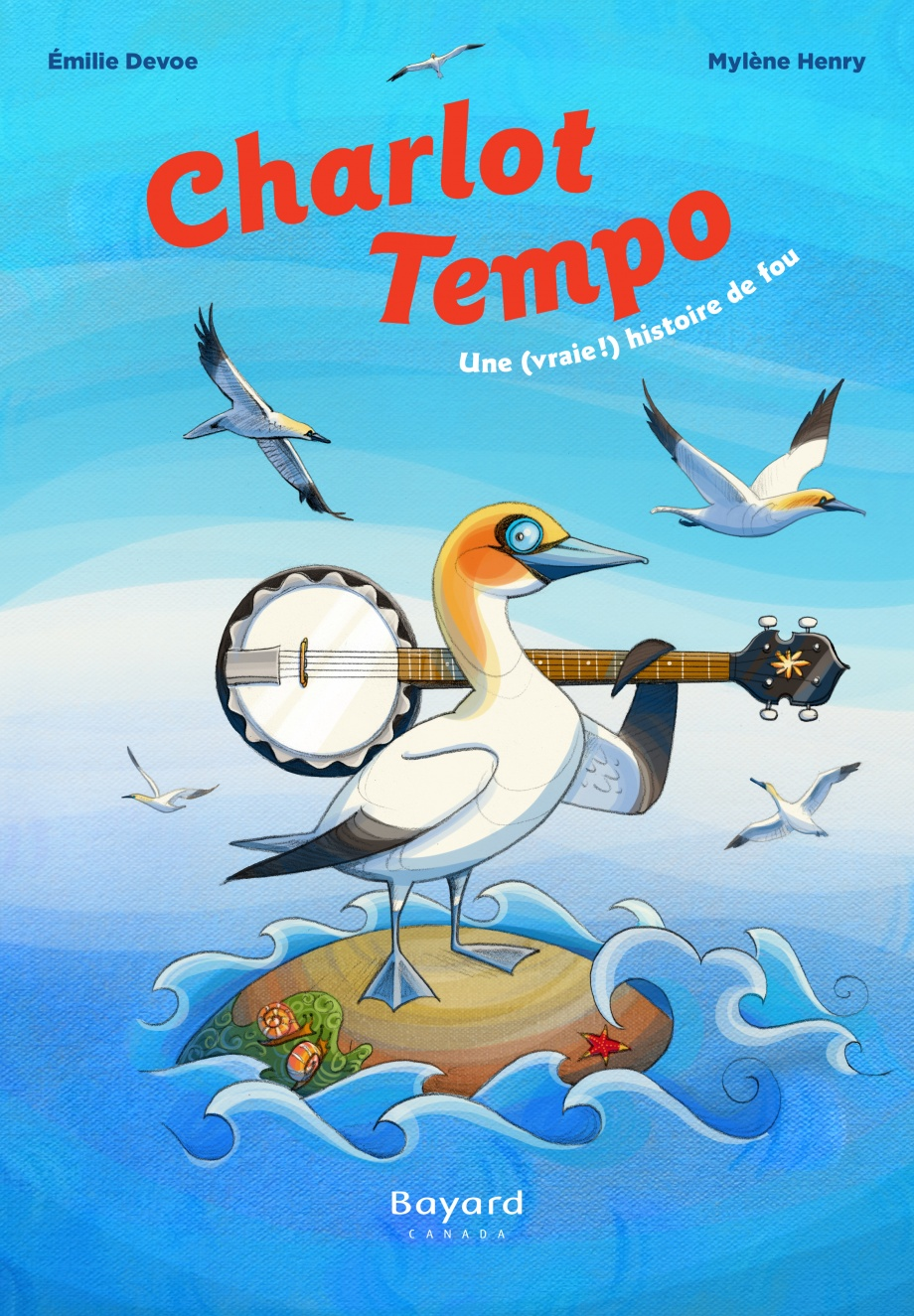 Charlot Tempo : une (vraie!) histoire de fou