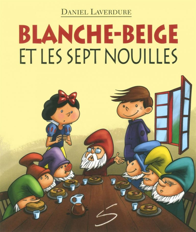 Blanche-Beige et les sept nouilles
