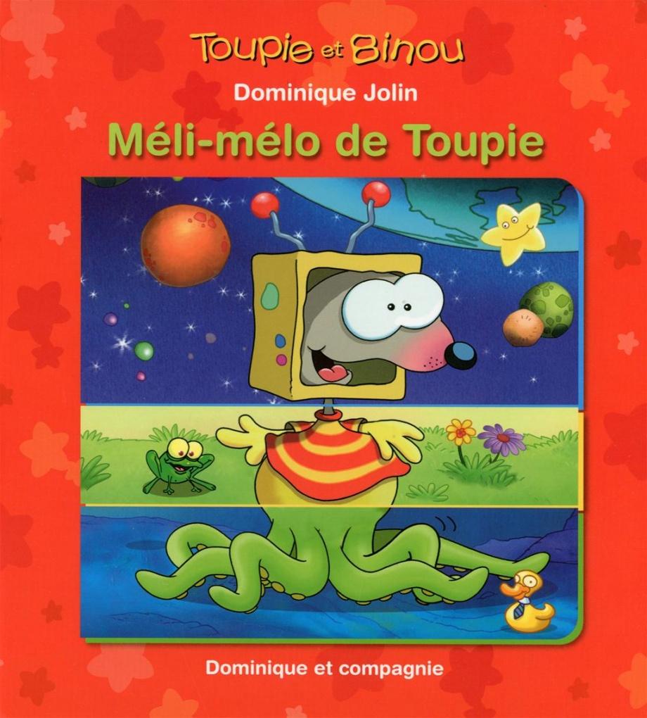 Méli-mélo de Toupie