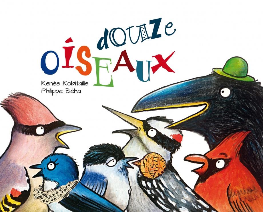 Douze oiseaux