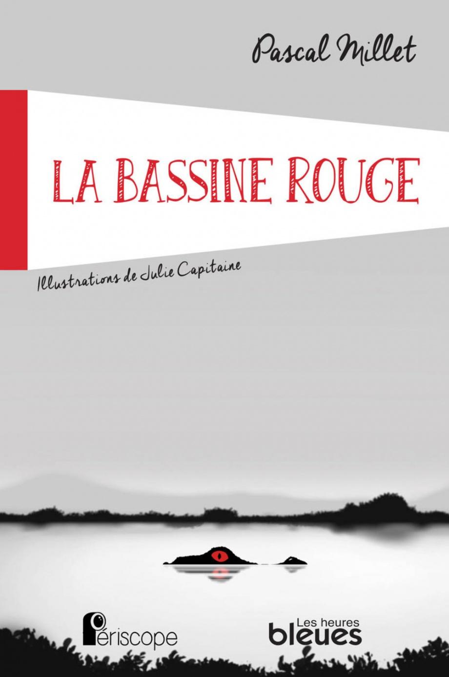 La bassine rouge : roman