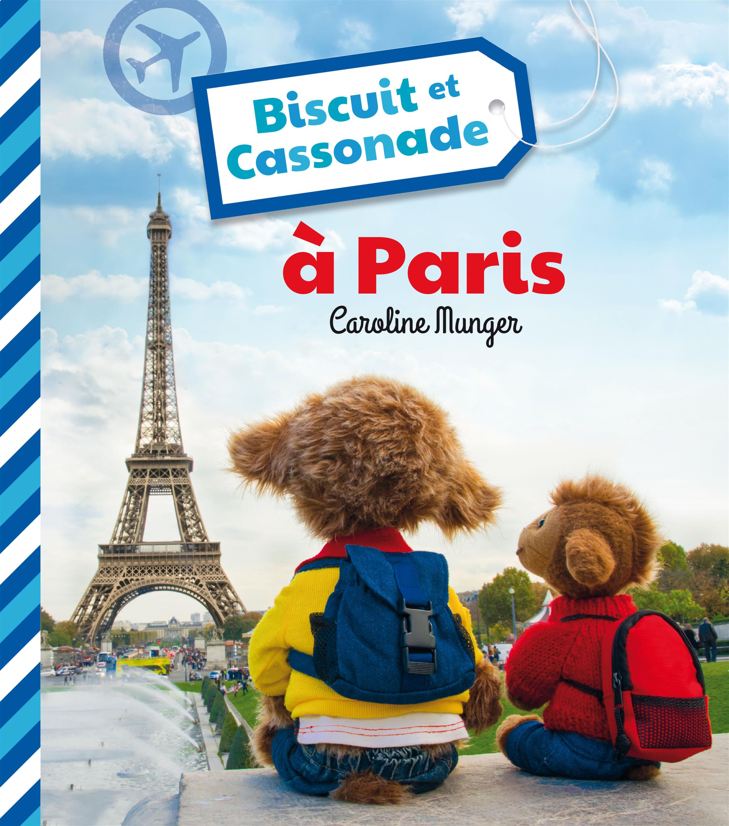 Biscuit et Cassonade à Paris
