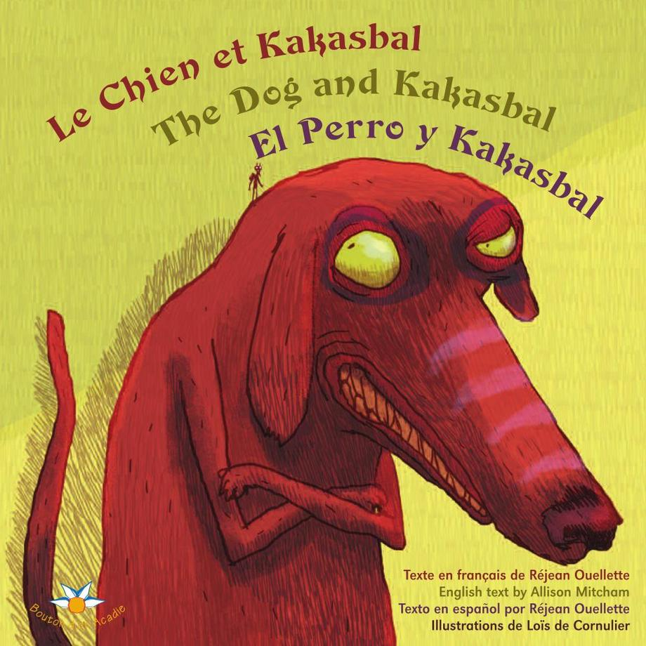 Le chien de Kakasbal