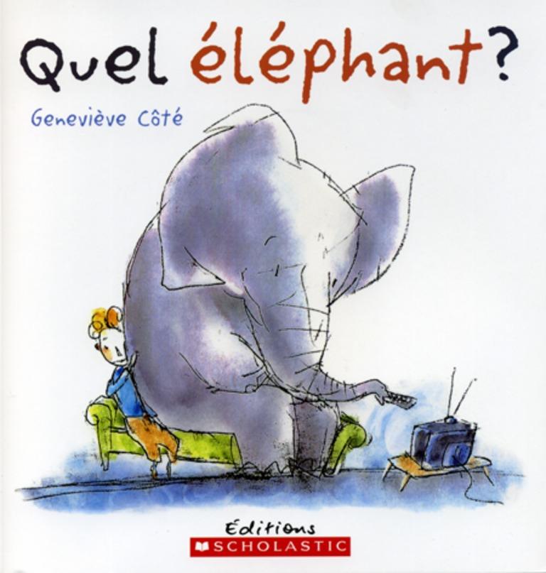 Quel éléphant?