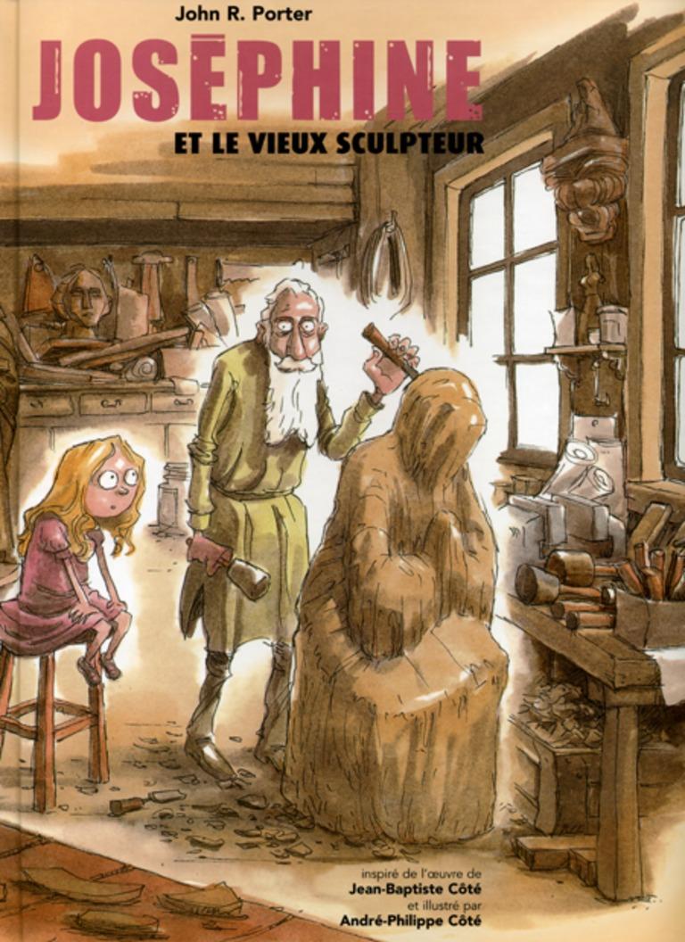 Joséphine et le vieux sculpteur