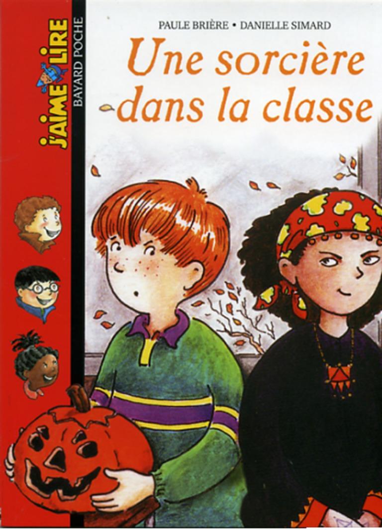 Une sorcière dans la classe