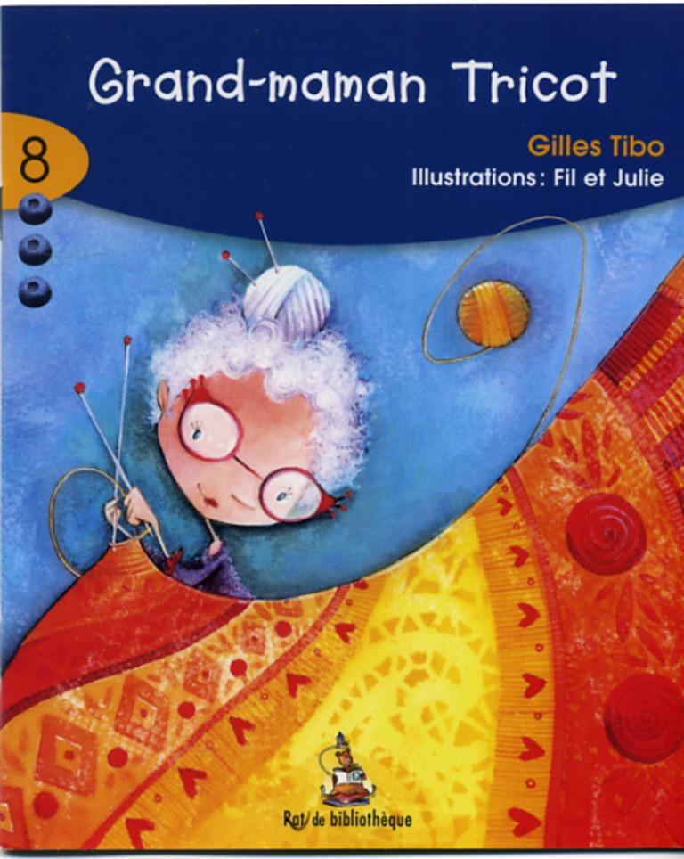 Grand-maman Tricot
