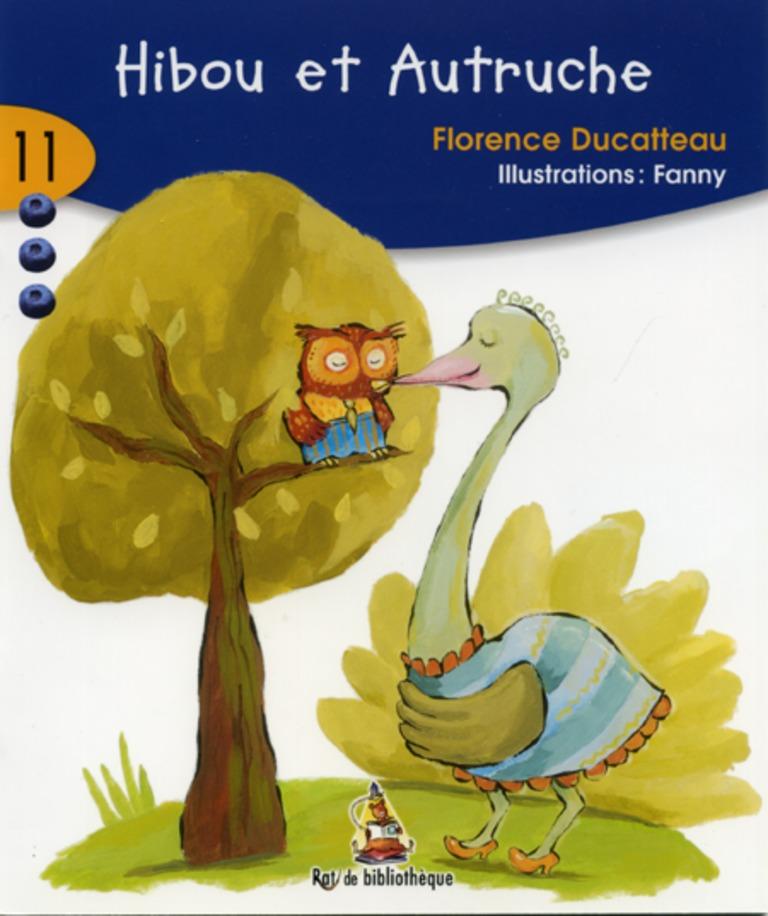 Hibou et Autruche