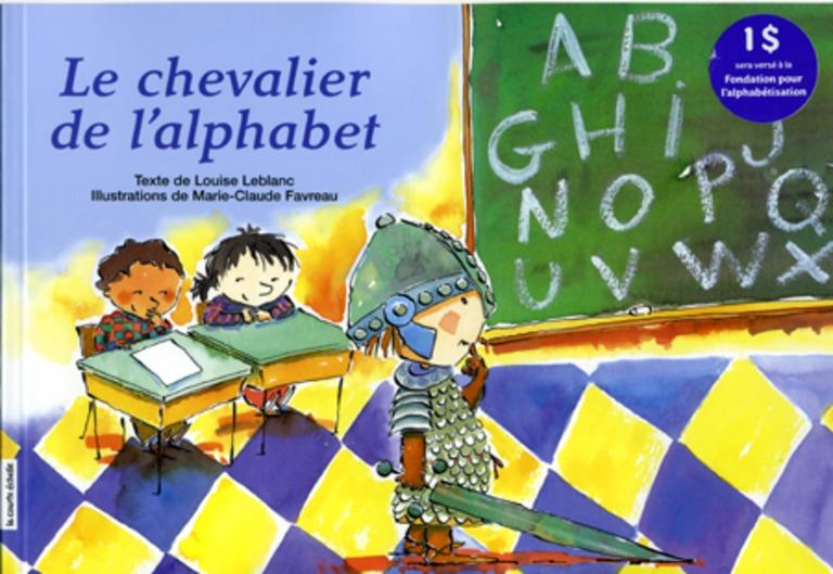 Le chevalier de l'alphabet