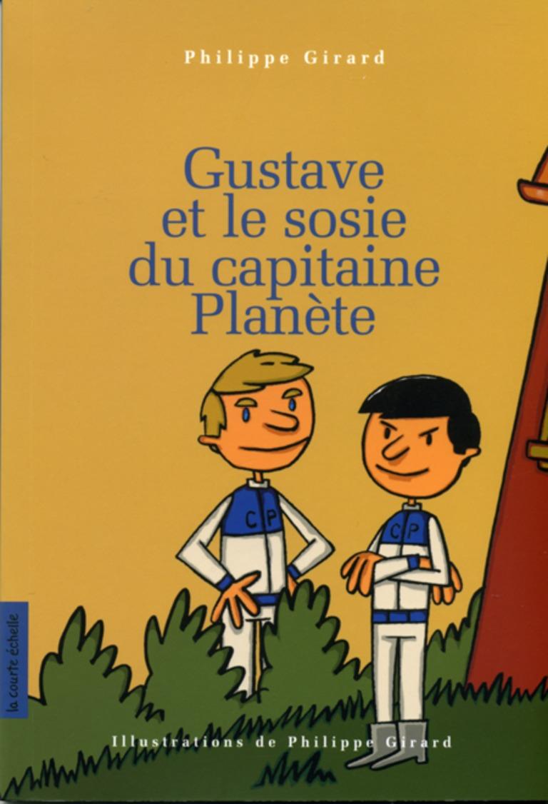 Gustave et le sosie du capitaine Planète