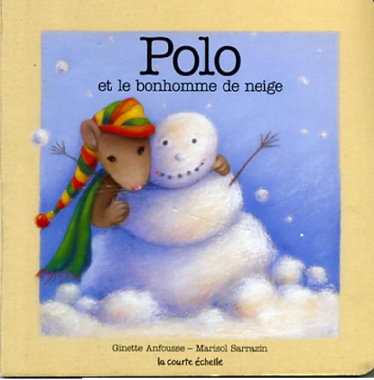 Polo et le bonhomme de neige