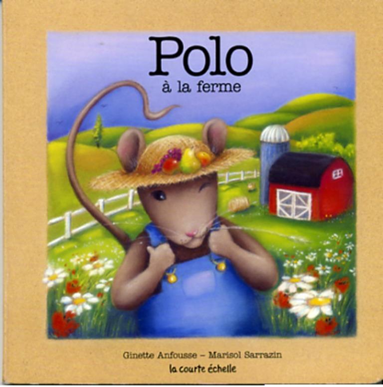 Polo à la ferme