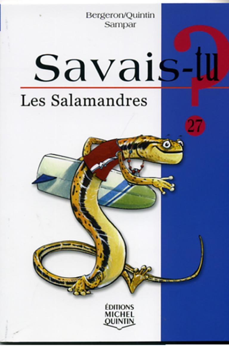 Les salamandres