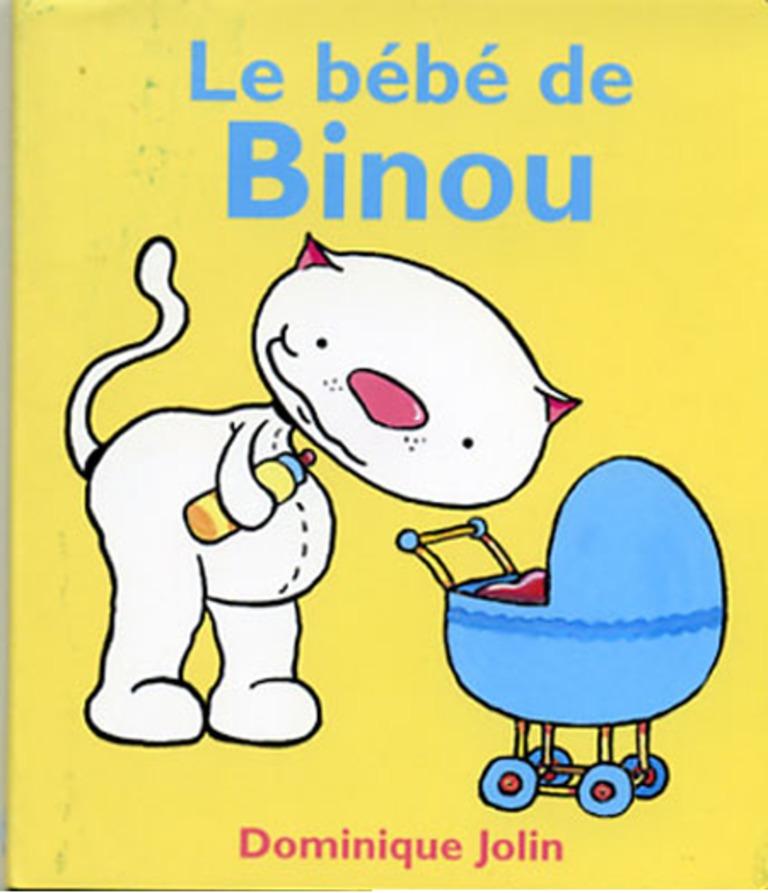 Le bébé de Binou