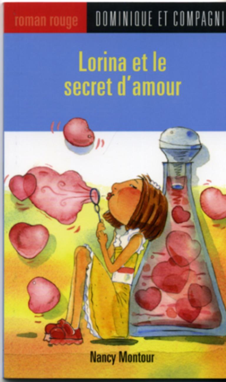 Lorina et le secret d'amour
