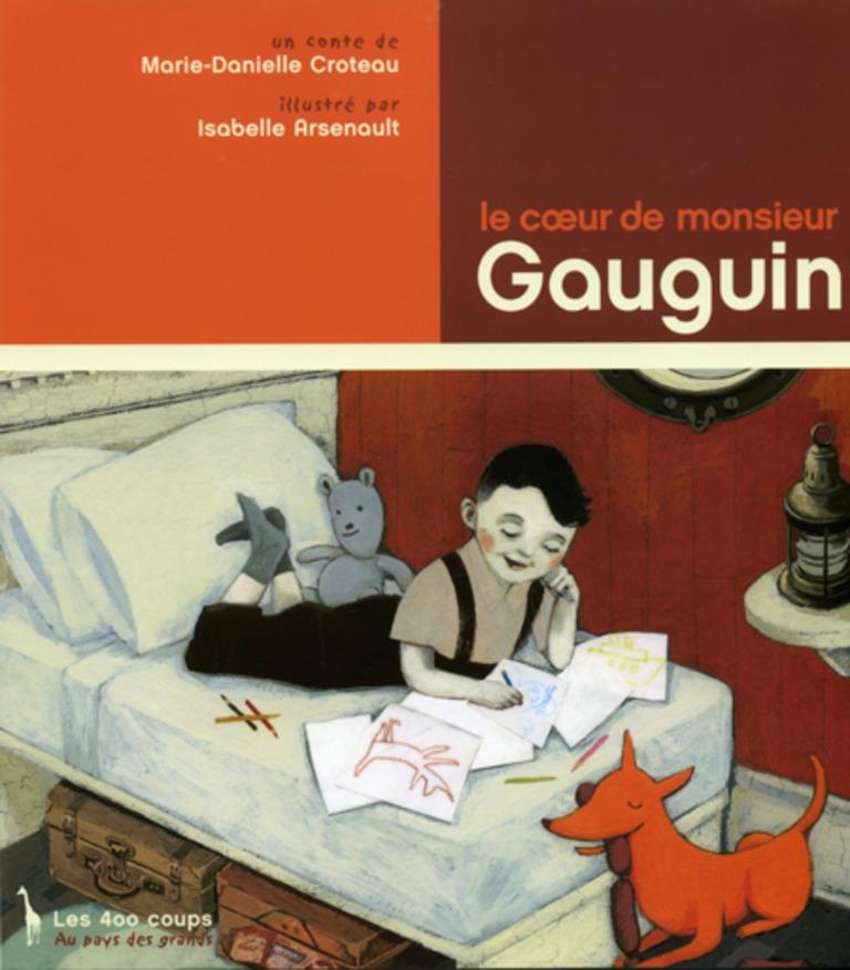 Le coeur de monsieur Gauguin : un conte