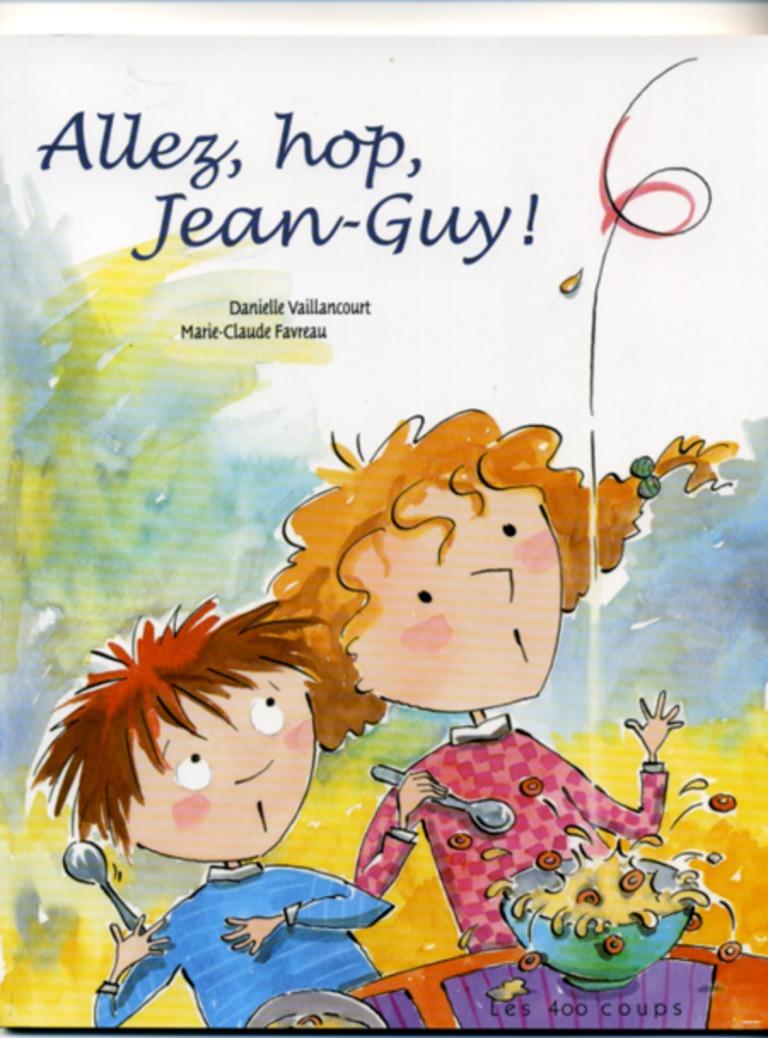 Allez, hop, Jean-Guy!