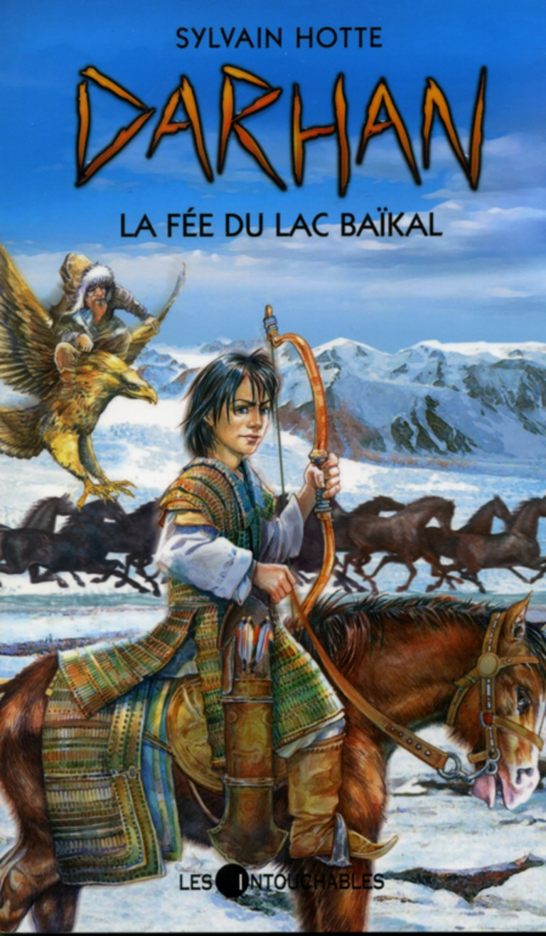 La fée du lac Baïkal