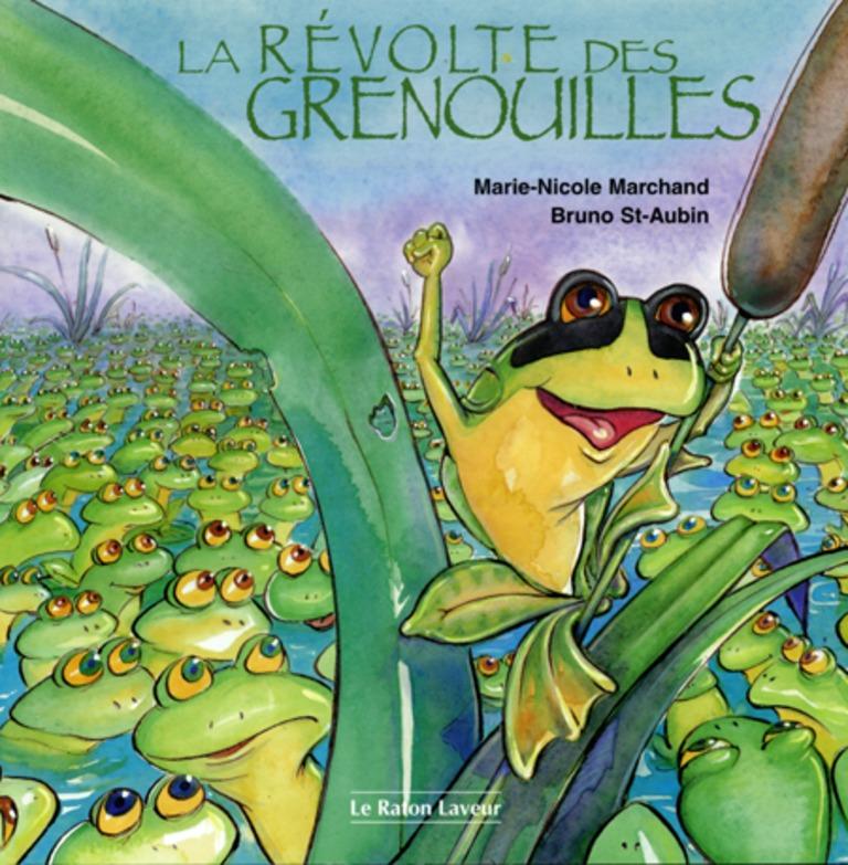 La révolte des grenouilles