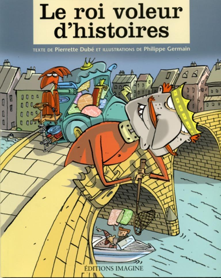 Le roi voleur d'histoires