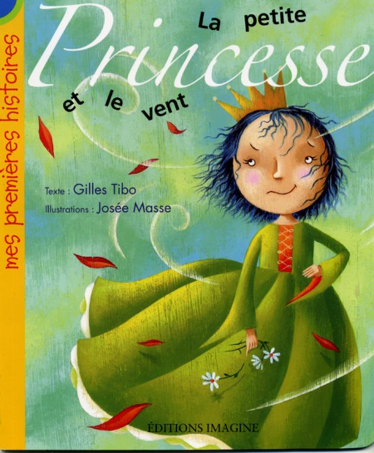 La petite Princesse et le vent