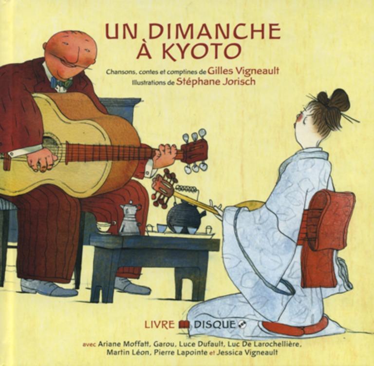 Un dimanche à Kyoto chansons, contes et comptines