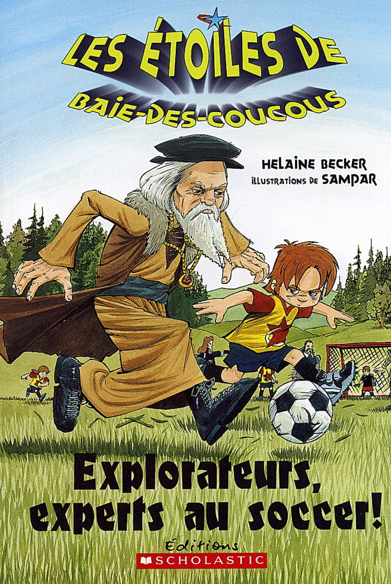 Explorateurs, experts au soccer!