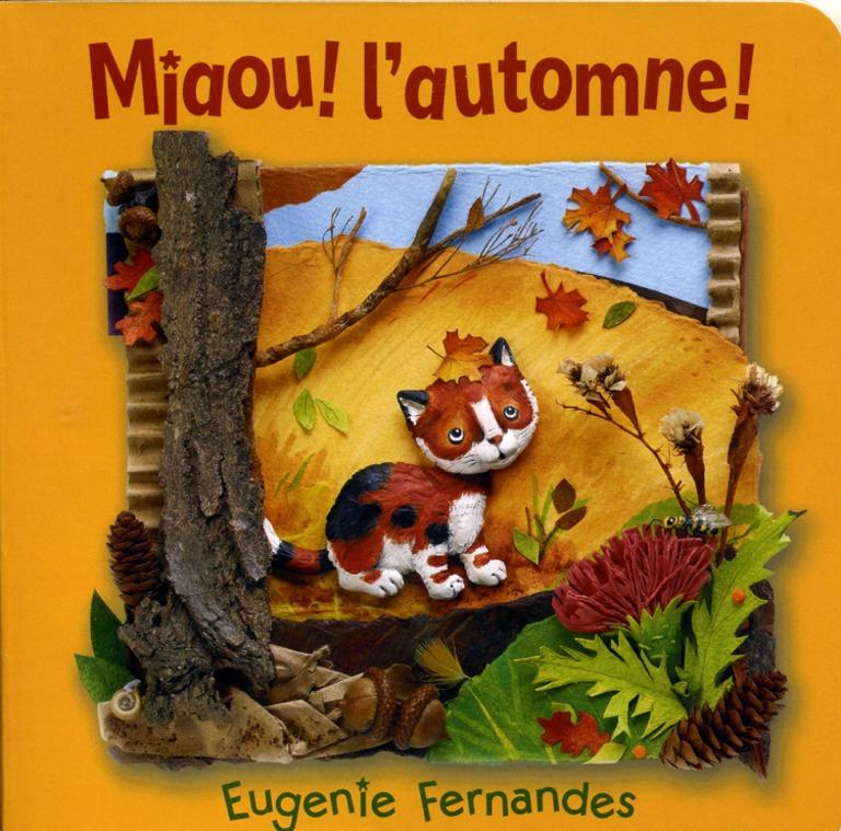 Miaou! l'automne! : [poésie]