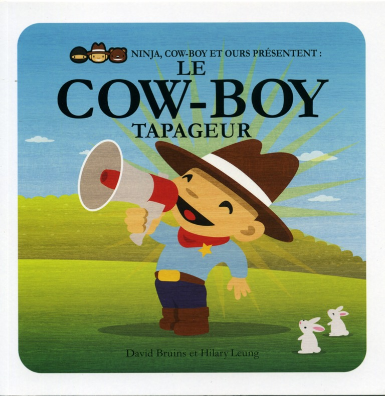 Le cow-boy tapageur