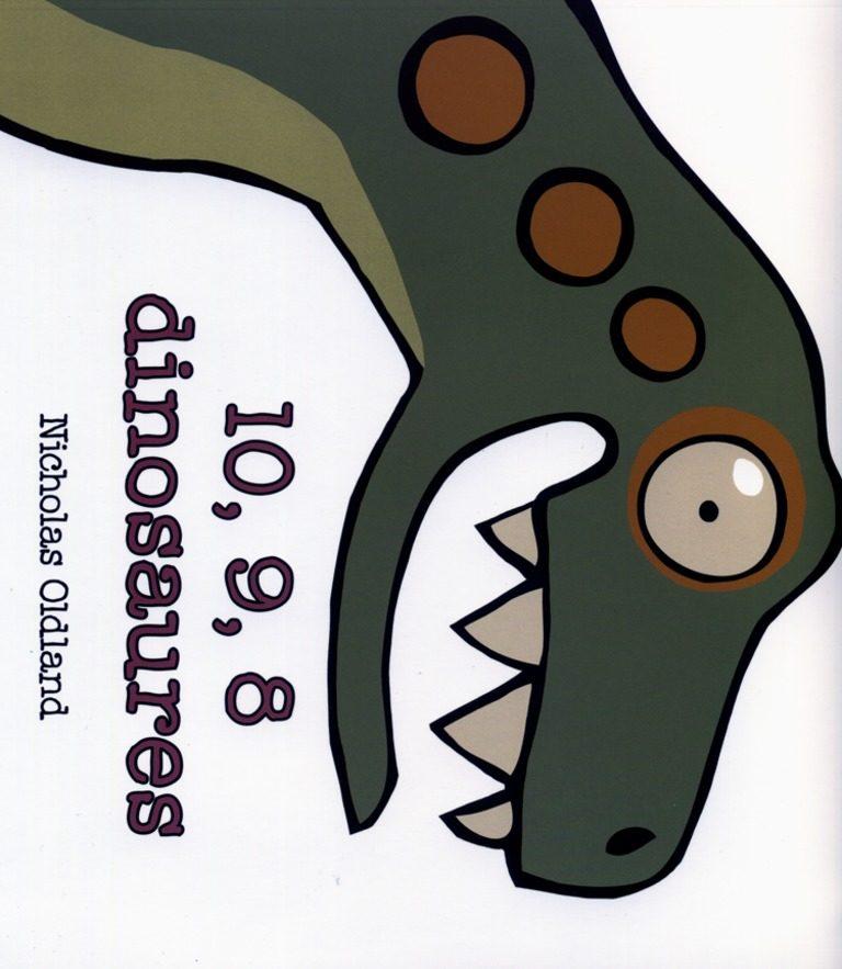 10 9 8 Dinosaures