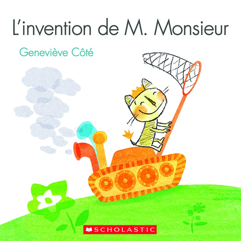 L'invention de M. Monsieur