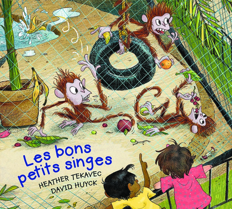 Les bons petits singes