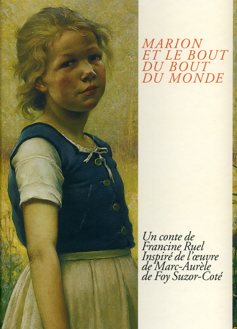 Marion et le bout du bout du monde : un conte