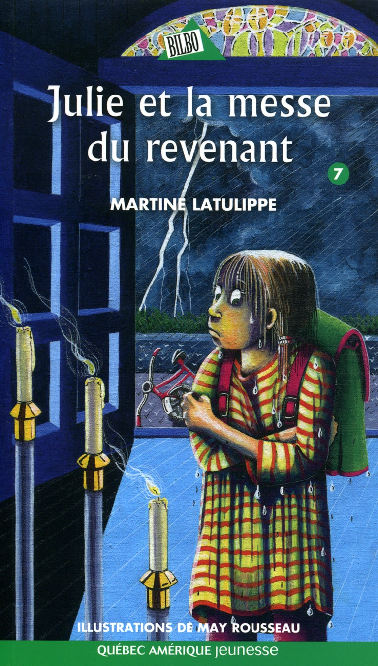 Julie et la messe du revenant