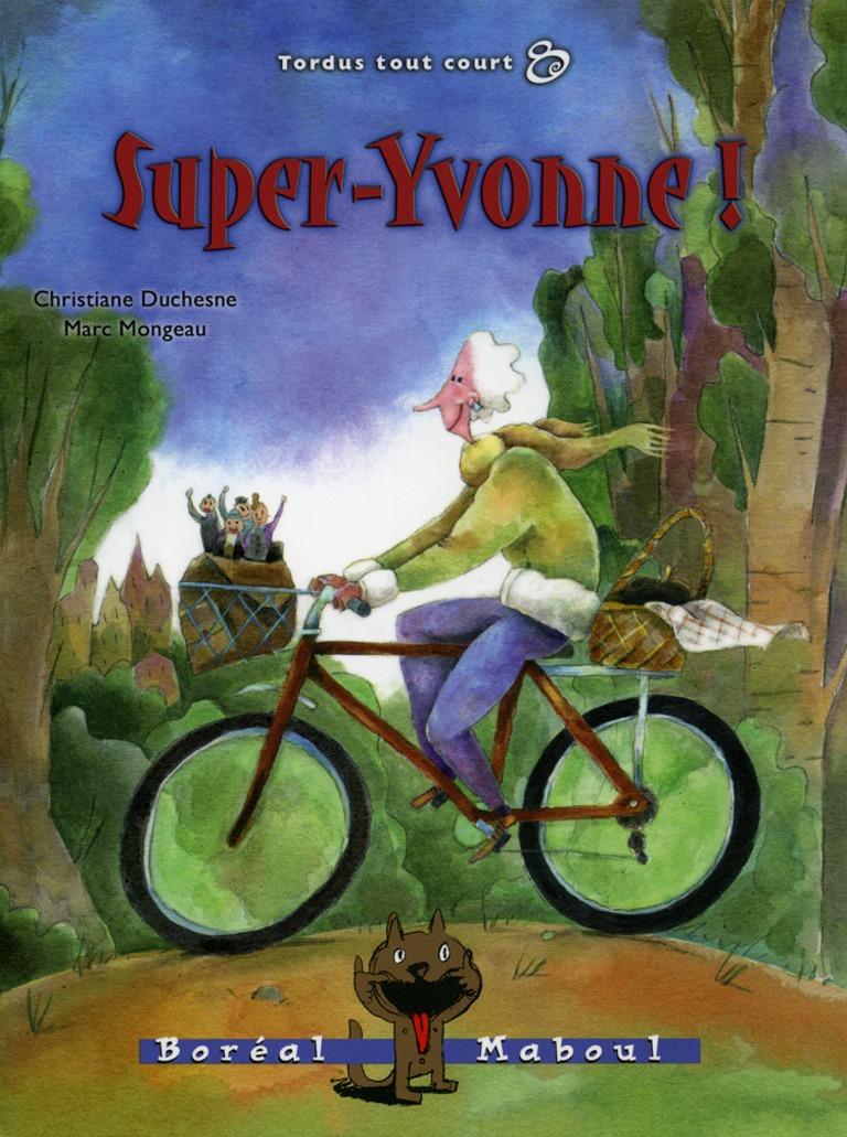Super-Yvonne!