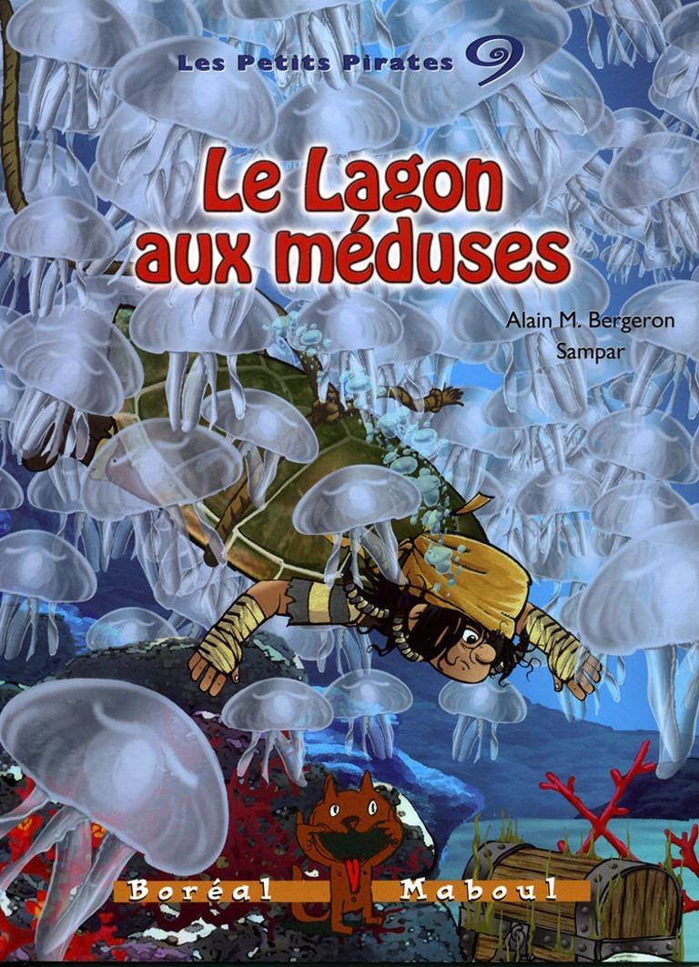 Le lagon aux méduses