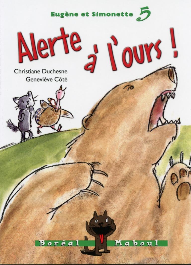 Alerte à l'ours!