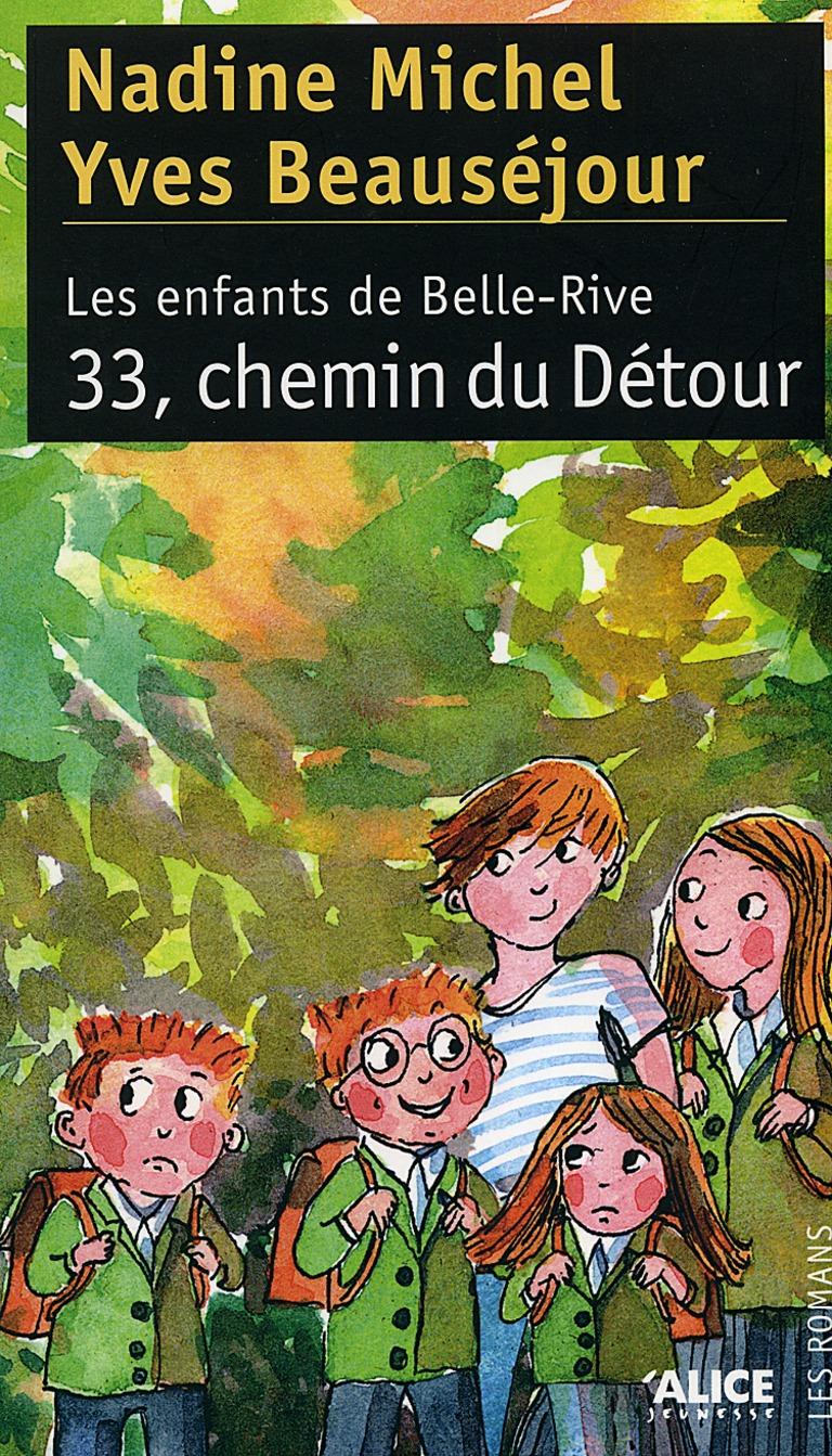 Les enfants de Belle-Rive.