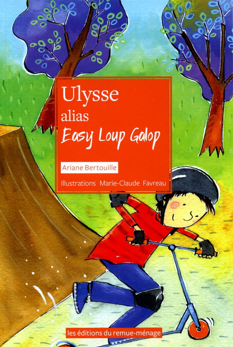 Ulysse, alias Easy Loup Galop