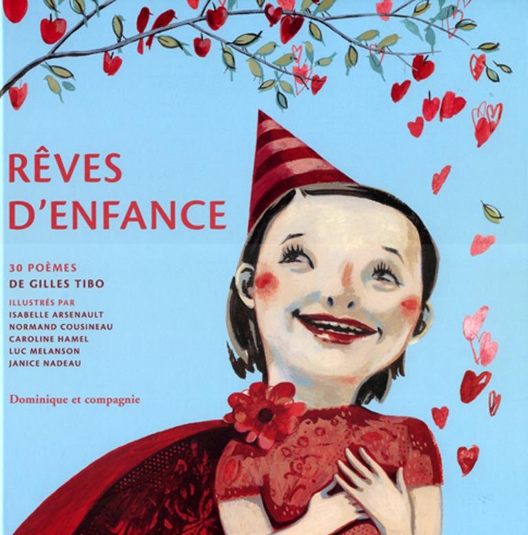 Rêves d'enfance : 30 poèmes