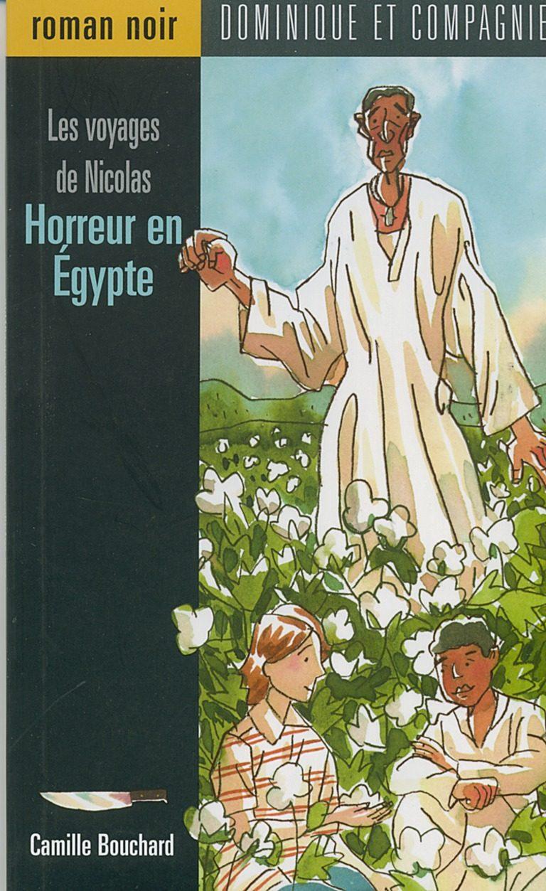 Communication Jeunesse Horreur En Egypte