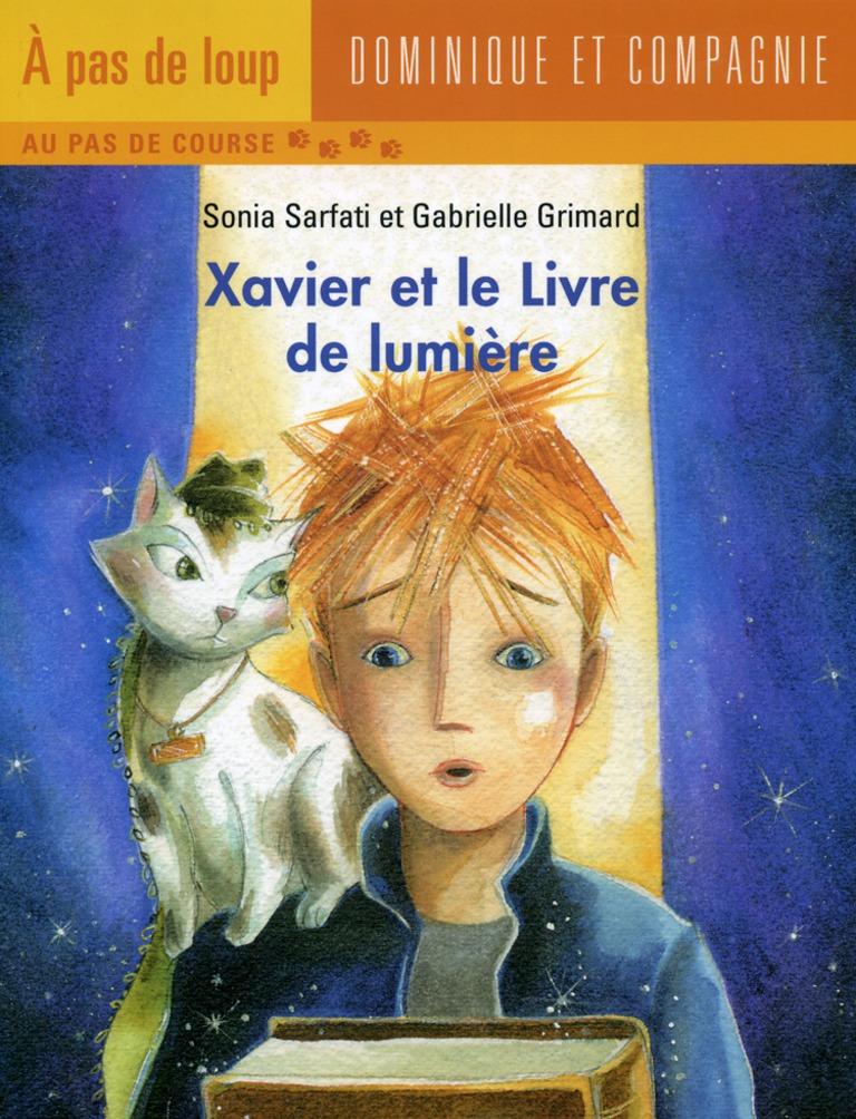 Xavier et le livre de lumière